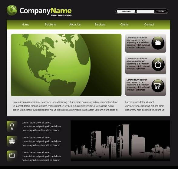 网站内容_企业网站设计注意事项,如何让企业网站内容不空洞