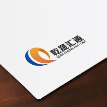 乾晟汇通logo设计