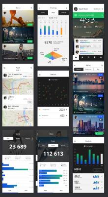 运动类型app