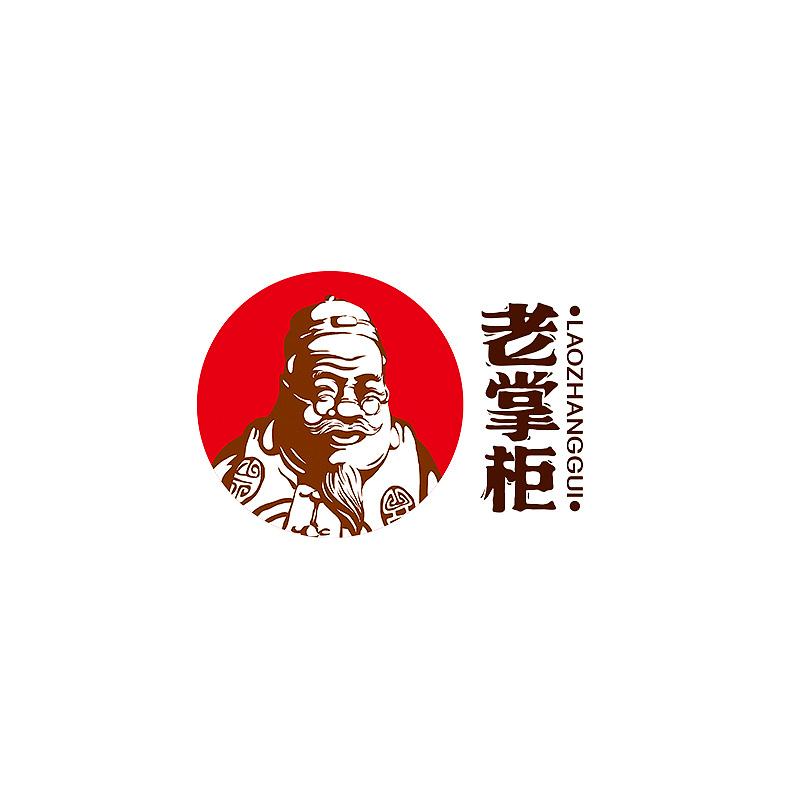 老掌柜logo设计