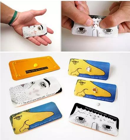这些脑洞大开的创意包装设计产品,你用过几样?