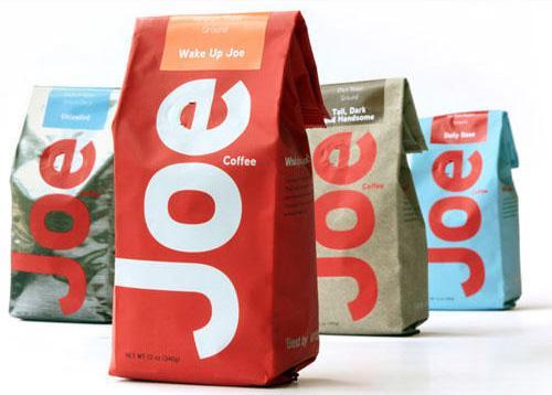 咖啡包装设计欣赏,我爱上了喝咖啡