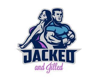 健身房客户太少,可能你的健身房logo设计的不够吸引人