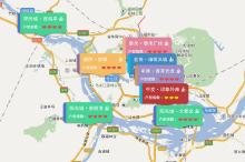 福州房地产VR地图