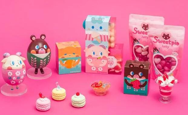 如果你懂得把糖果包装设计做好,那你的糖果销量会比别人多10倍