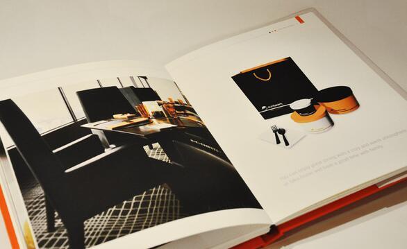 企业画册设计流程