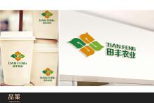 田丰农业,品牌vi设计,logo设计,标志设计