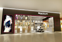 威客服务:[99238] 化妆品专卖店形象设计