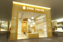 DasiFeeling鞋包品牌专卖店设计