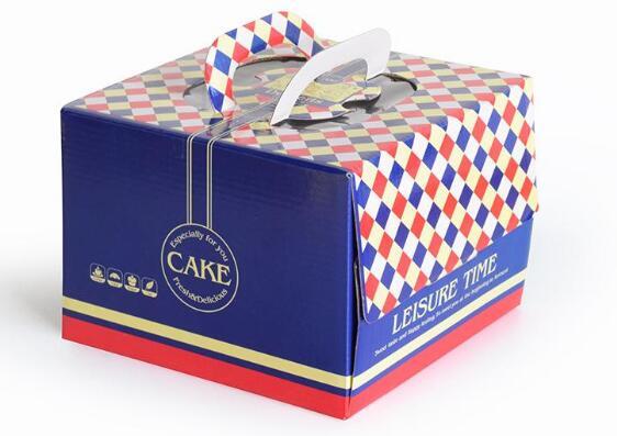 蛋糕包装盒设计的几大技巧