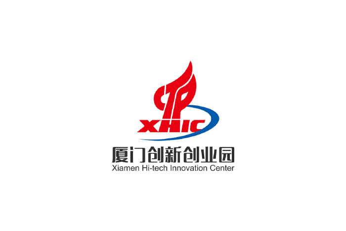 厦门创新创业园的logo设计图片