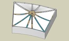 威客服务:[99787] BIM应用 REVIT应用 TEKLA应用 3D建筑模型