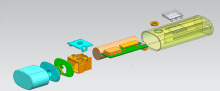 威客服务:[101712] 产品结构设计