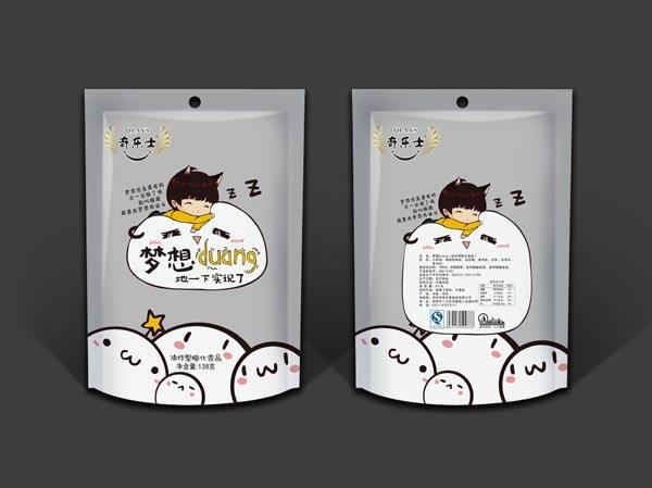 创意台湾食品包装设计案例欣赏,食品原来还可以这样包装