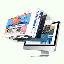 电商网站/单店铺电商平台/PC端+手机端