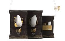 【 新鲜人】洪泽湖大米包装设计