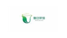 中手游-移动茶馆logo设计