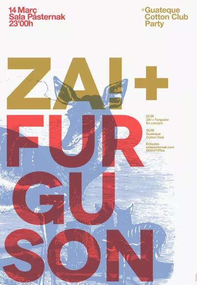 国外创意海报字体
