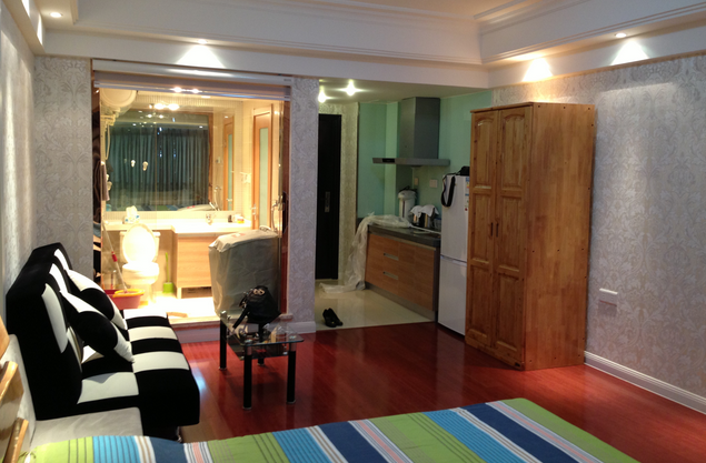 盘点那些常见的单身公寓室内设计