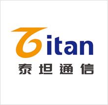 泰坦通信logo