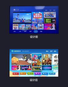 中国电信 湖南IPTV项目- 教育频道UI整体升级