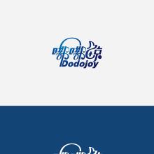 童装品牌logo字体设计