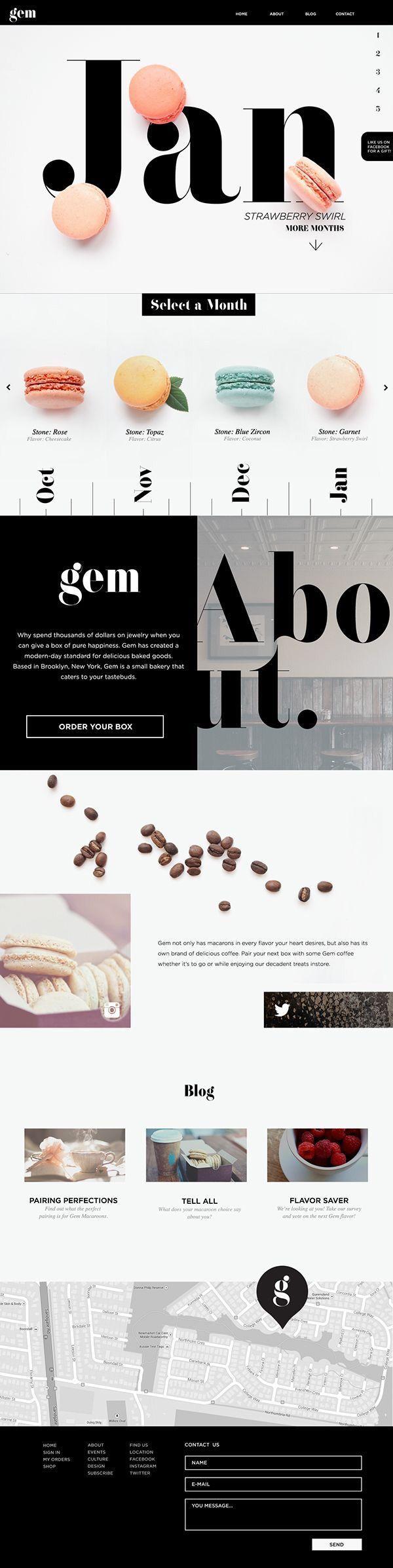 企业网页设计制作案例