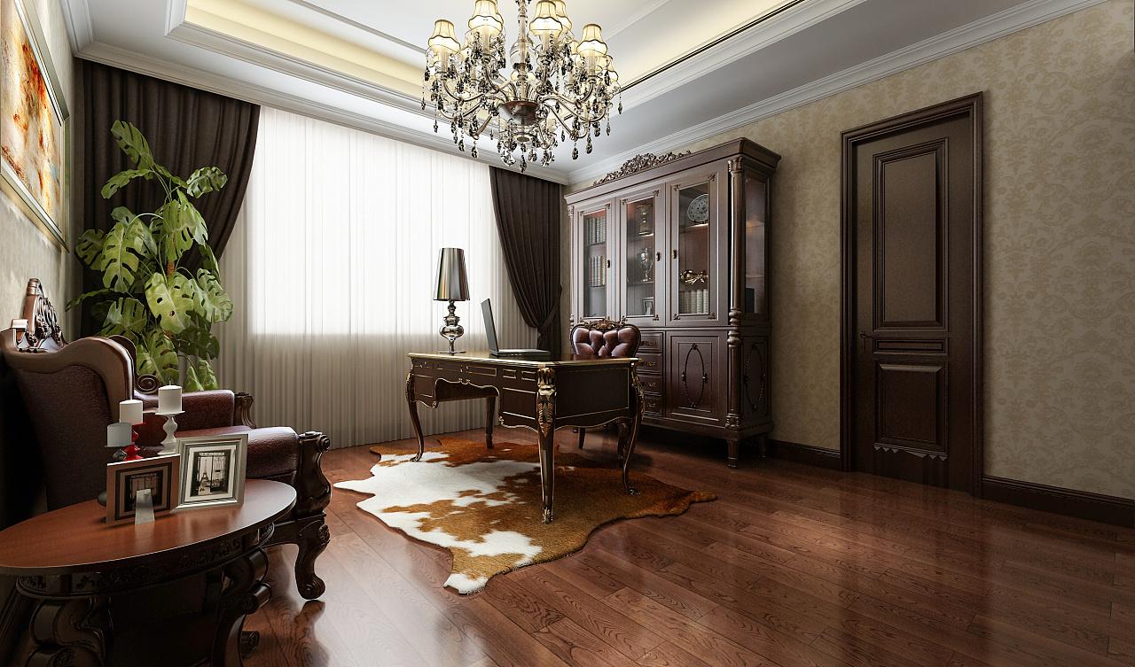 美式别墅设计欣赏