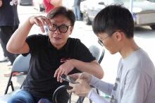 《香港漂移驾校明星训练班》指定拍摄团队