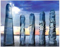 前卫:Dynamic摩天大楼建筑设计