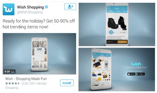 创建Twitter广告的视觉营销方法