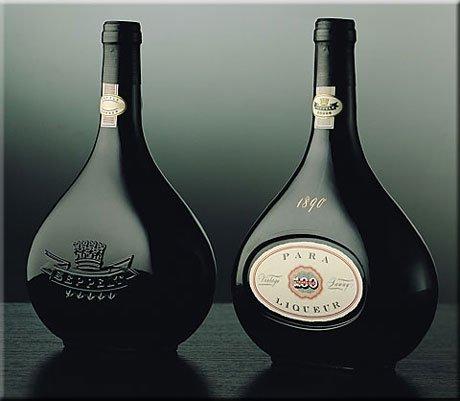 barrie tucker经典的葡萄酒瓶设计