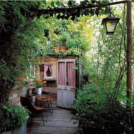 曲径幽处的小房子设计图