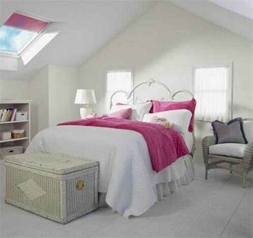阁楼装修设计省钱方法:减少装饰性的设计