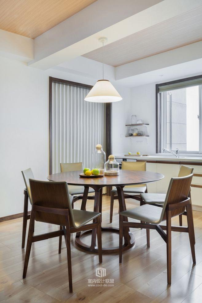 简约风新中式家装设计案例