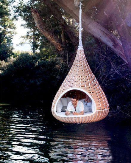 创意悬水居建筑设计欣赏