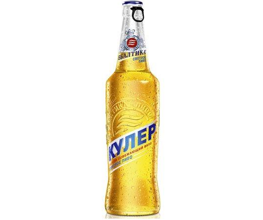 美丽的啤酒瓶设计
