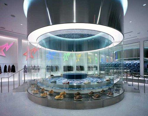 世界各地创意概念店室内设计