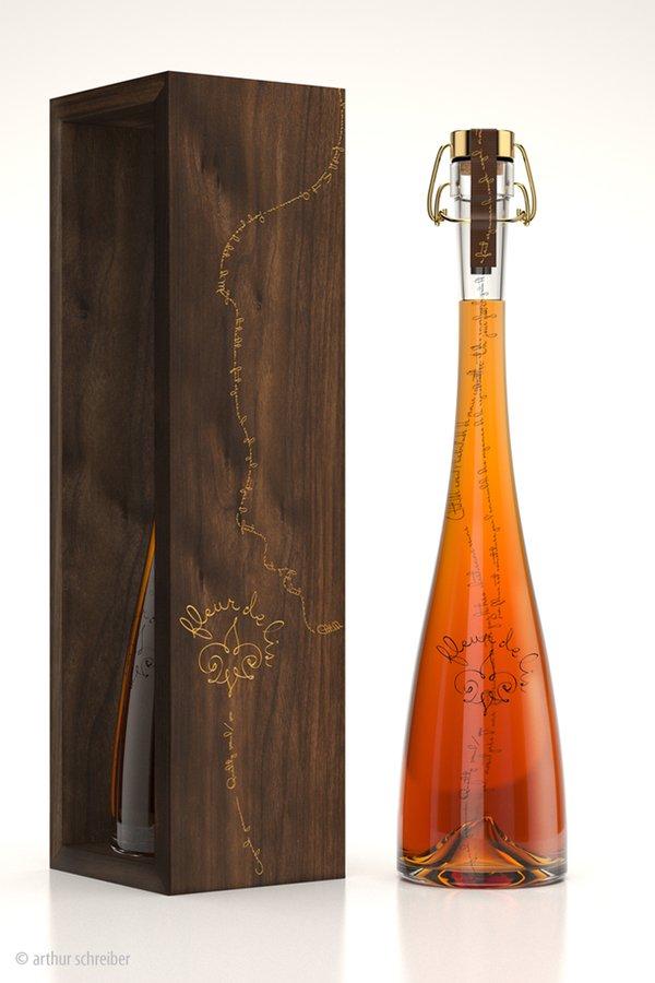 Arthur Schreiber创意酒瓶设计