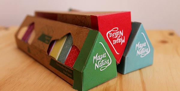 10款创意茶叶包装设计图片