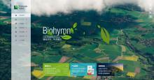 某新农业科技企业官网
