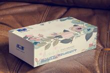 纸抽盒外包装设计