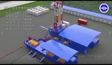 威客服务:[104809] 石油机械三维动画设计制作