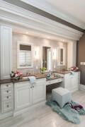 6款时尚新颖奢侈的美式卫生间装修设计效果图欣赏