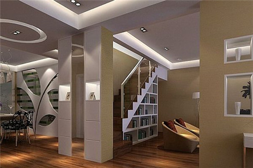 复式楼楼梯装修设计要点 复式楼楼梯风水宜忌