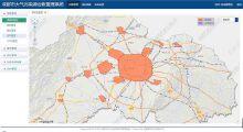 成都市大气污染源台账管理系统