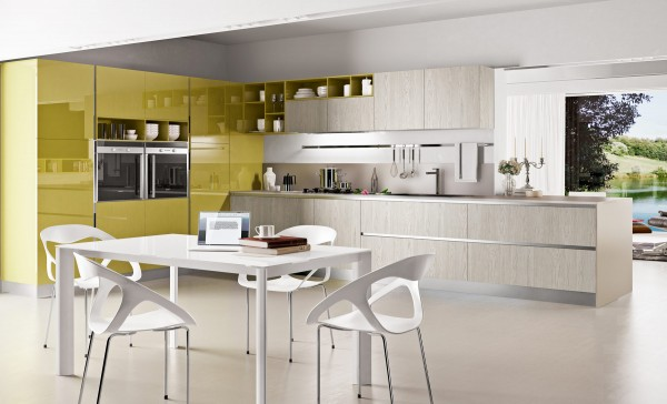 家居厨房装修这样设计  朋友去家里玩肯定受赞