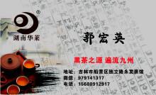 威客服务:[105629] 黑茶传单