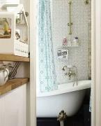 35平一居室平民风格装修效果图欣赏