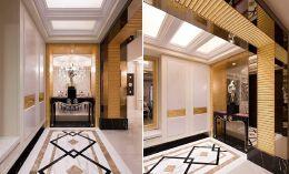 玄关装修设计形式要素